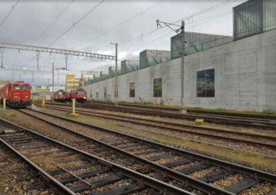 UMB VKA SBB Lok Depot Wolf Basel