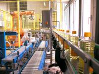 Speiseöl Raffinerie