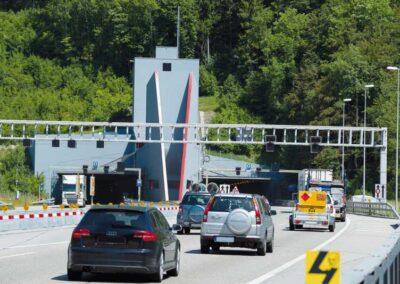 Belchen Tunnelsicherheit