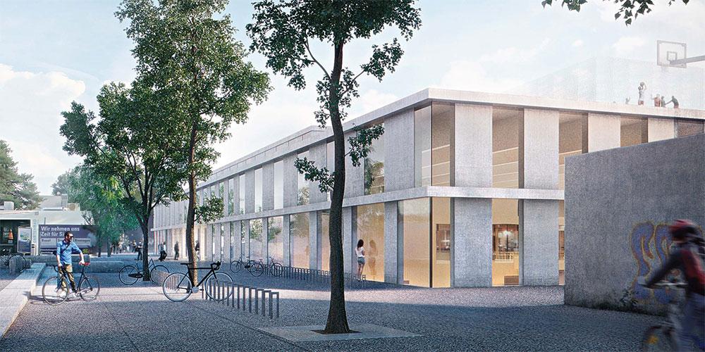 Universität Basel Neubau DSBG